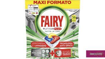 Fairy Platinum Plus: codice sconto Amazon