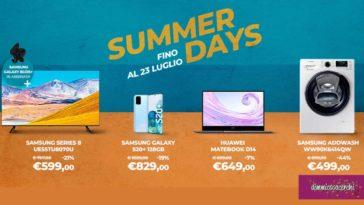 Unieuro Summer Days