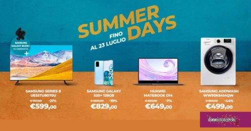 Unieuro Summer Days