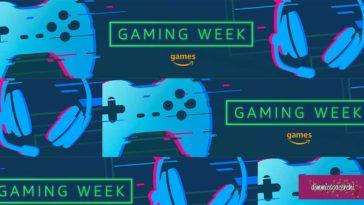 Amazon Gaming Week Deals