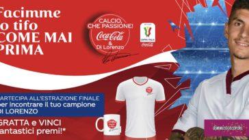 """Coca-Cola """"Calcio che passione"""""""