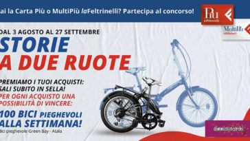 """LaFeltrinelli """"Storie a due ruote"""""""