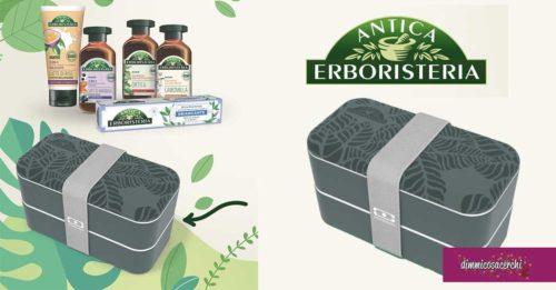 Antica Erboristeria: vinci lunchbox Monbento