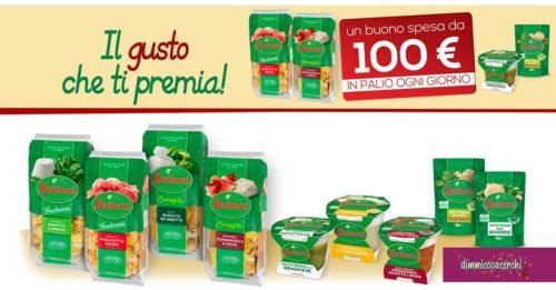 Con i prodotti Buitoni puoi vincere subito un buono spesa da 100€: ecco quali prodotti acquistare per tentare la fortuna!