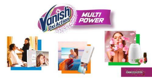 """Vanish: """"Ogni lavaggio è una vittoria"""""""