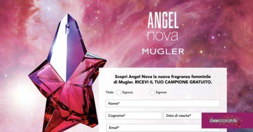 Campione omaggio Angel Nova Mugler