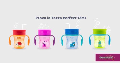 Prova gratis la tazza Perfect 12M+ di Chicco: partecipa al nuovo progetto e potresti essere scelta per testare gratuitamente questo prodotto per il tuo bambino.
