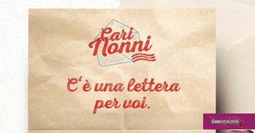 Festa dei nonni: invia gratis una lettera