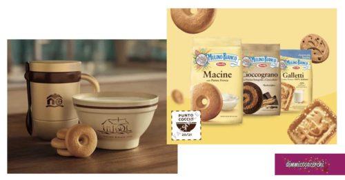 Mulino Bianco: raccolta punti biscotti