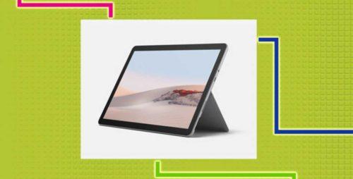 TIM Party: vinci Microsoft Surface Go 2