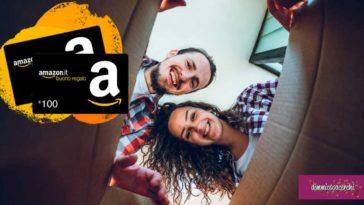Vinci buoni regalo Amazon con EnelPremia WOW