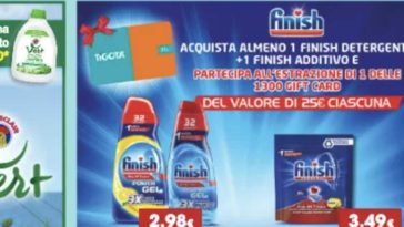 Vinci card Tigotà con Finish