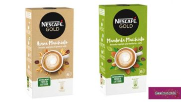 Buono sconto Nescafè gold