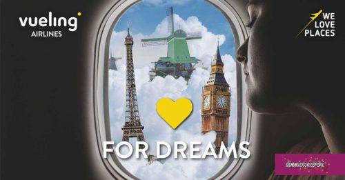 Concorso Vueling: vinci biglietti aerei