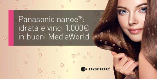 "Panasonic ""idrata e vinci"""