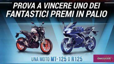 Concorso Ride4Real Yamaha