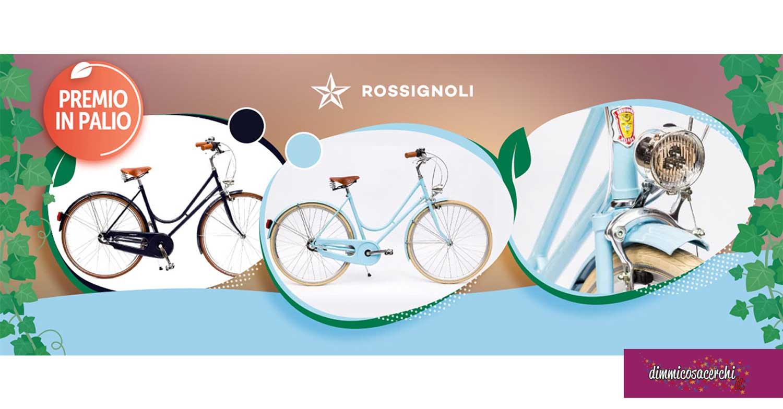 IBS: vinci bicicletta Rossignoli