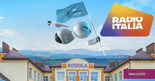 """Radio Italia """"EOLO Missione Scuola"""""""