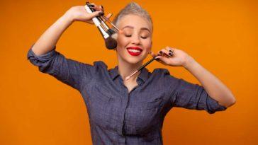 Vichy digital make-up session