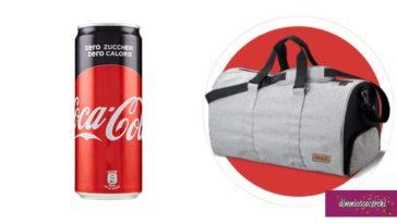 Vinci il borsone Coca-Cola