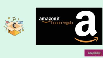 amazon regala 5 euro