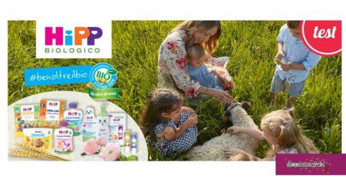 Kit Food&BabyCare HiPP: diventa tester