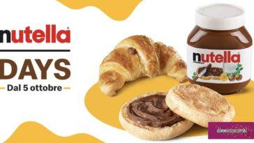 Nutella Days