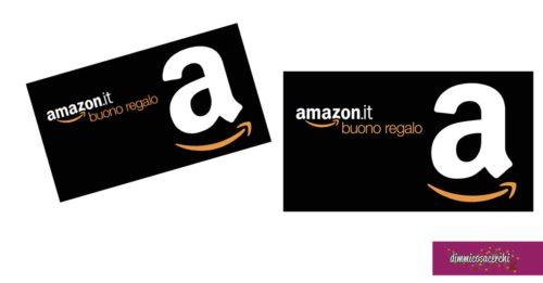 Amazon: 5€ di sconto subito