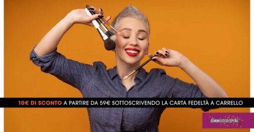 Sephora: 10€ di sconto immediato