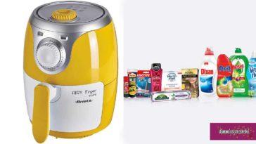 Casa Henkel ti regala la friggitrice ad aria