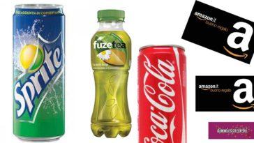 Gustati Coca-Cola e vinci