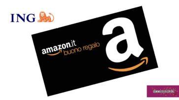 ING Direct: apri il conto e ricevi buono Amazon