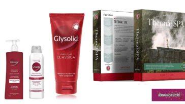 La tua pelle è in buone mani con Glysolid