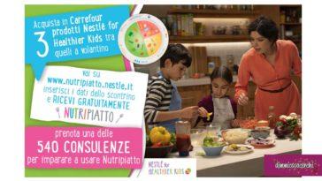 Vinci consulenze nutrizionali