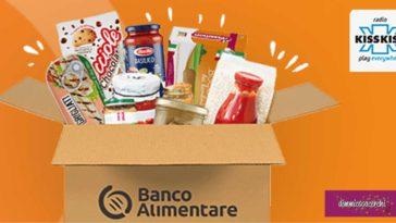 Amazon e il Banco Alimentare
