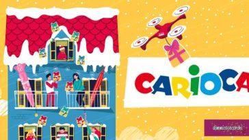 Calendario Avvento Carioca