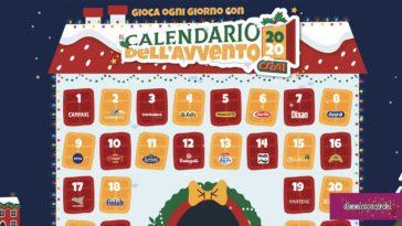 Calendario Avvento Crai