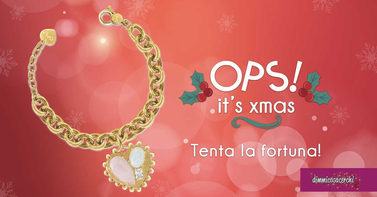 Concorso Ops Objects Natale