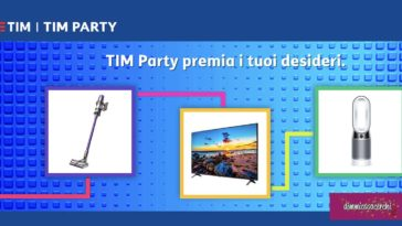 Esprimi un desiderio con Tim Party