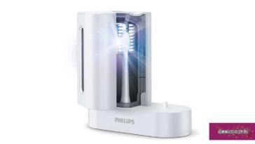 Philips Sonicare Sanitizzatore a raggi UV