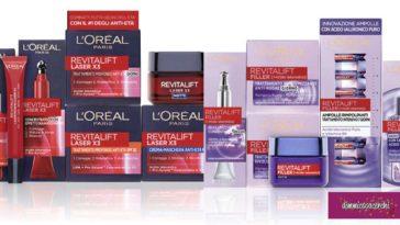 Soddisfatte o rimborsate L'Oreal Paris Revitalift