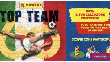 """Concorso """"Top team Panini 60"""""""