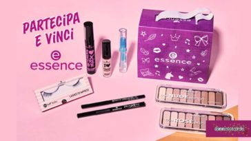 Concorso make-up look supported by Tigotà