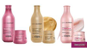 Diventa tester prodotti L'Oréal Professionnel
