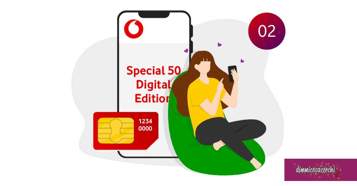Passa a Vodafone da Iliad