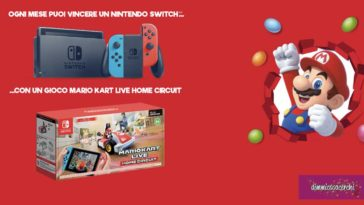 Vinci Nintendo Con Danone 2021