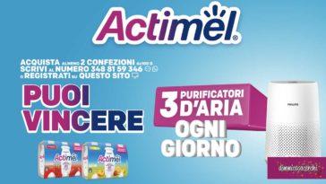 concorso actimel
