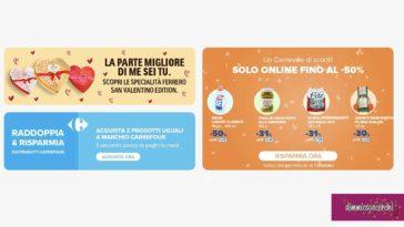 Carrefour: codici sconto e sconti per la spesa