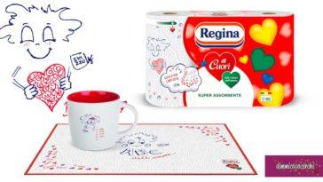 Skizzo Buongiorno Regina