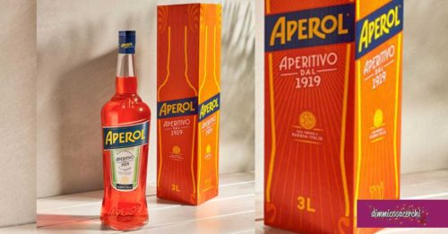 Aperol together we can create